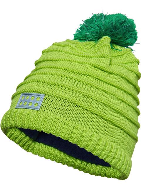 LEGO wear Aiden 712 Hat Unisex lime green
